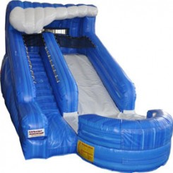 Lil Wave Inflatable water Slides for Rent