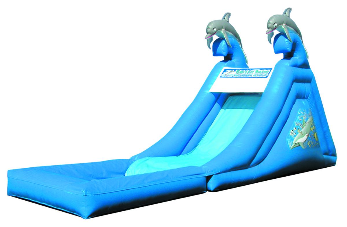 16ft Splashdown Water Slide Inflatable Water Slide Rental