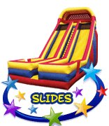 Bounce House Water Slides Clown Around Party Rentals