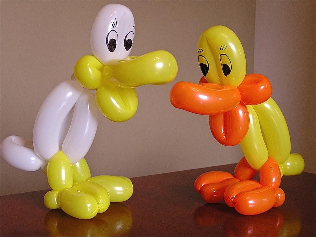 Balloon Artist Entertainers Clown Around Party Rentals