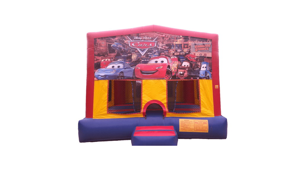 Disney Cars Bounce House Bounce House Rentals