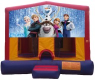 Frozen Bounce House Rentals