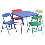 table chairs tents clown around party rentals
