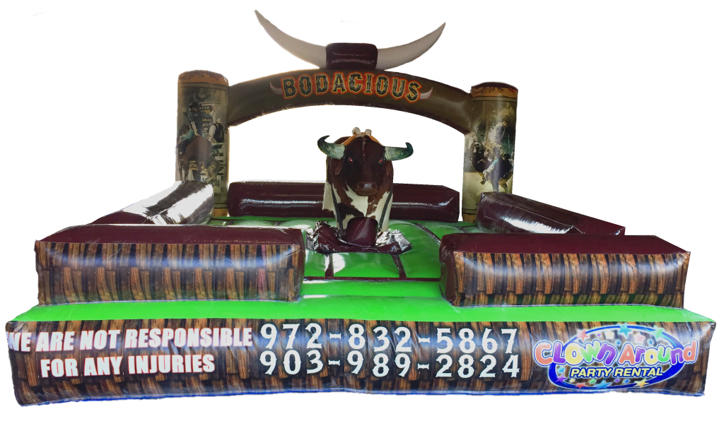 Rent A Mechanical Bull Dallas Fort Worth North Texas