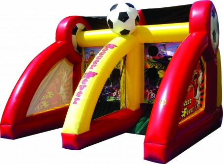 Soccer Fever Carnival Game Rentals | Interactive Games