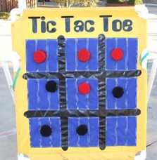 TOSS ACROSS TIC TAC TOE BEAN BAG TOSS CLASSIC GAME *NE | eBay  |Tic Tac Toe Toss