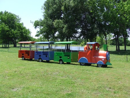 Trackless Train Rental | Rent a Trackless Train