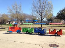 Trackless Train Rentals Party Train Rental Clown Around