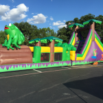 50ft Trop Obstacle Course for Rent