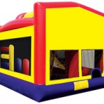 Module 5 in 1 Combo Bounce House