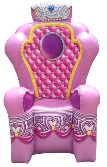 Exceptional Princess Chair 1