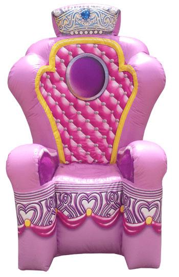 Kids Princess Chair Rental Tx