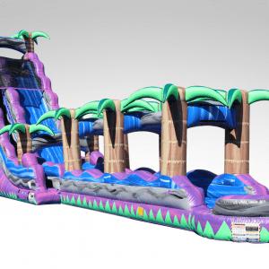 Purple Crush Water Slide