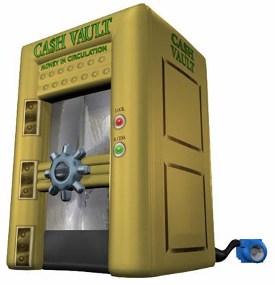 Cash Vault Carnival Games For Kids Interactive Games