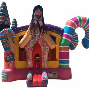 Candyland Bounce House Rental