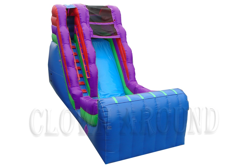 Half Pipe Inflatable Water Slide ... 60a9d9c74