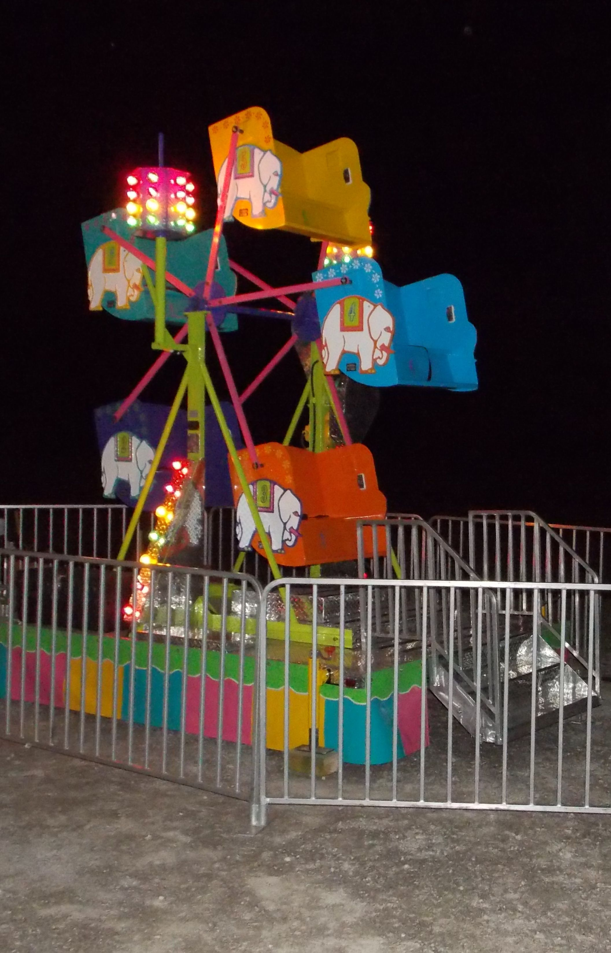 Ferris Wheel Rental Carnival Ride Rentals