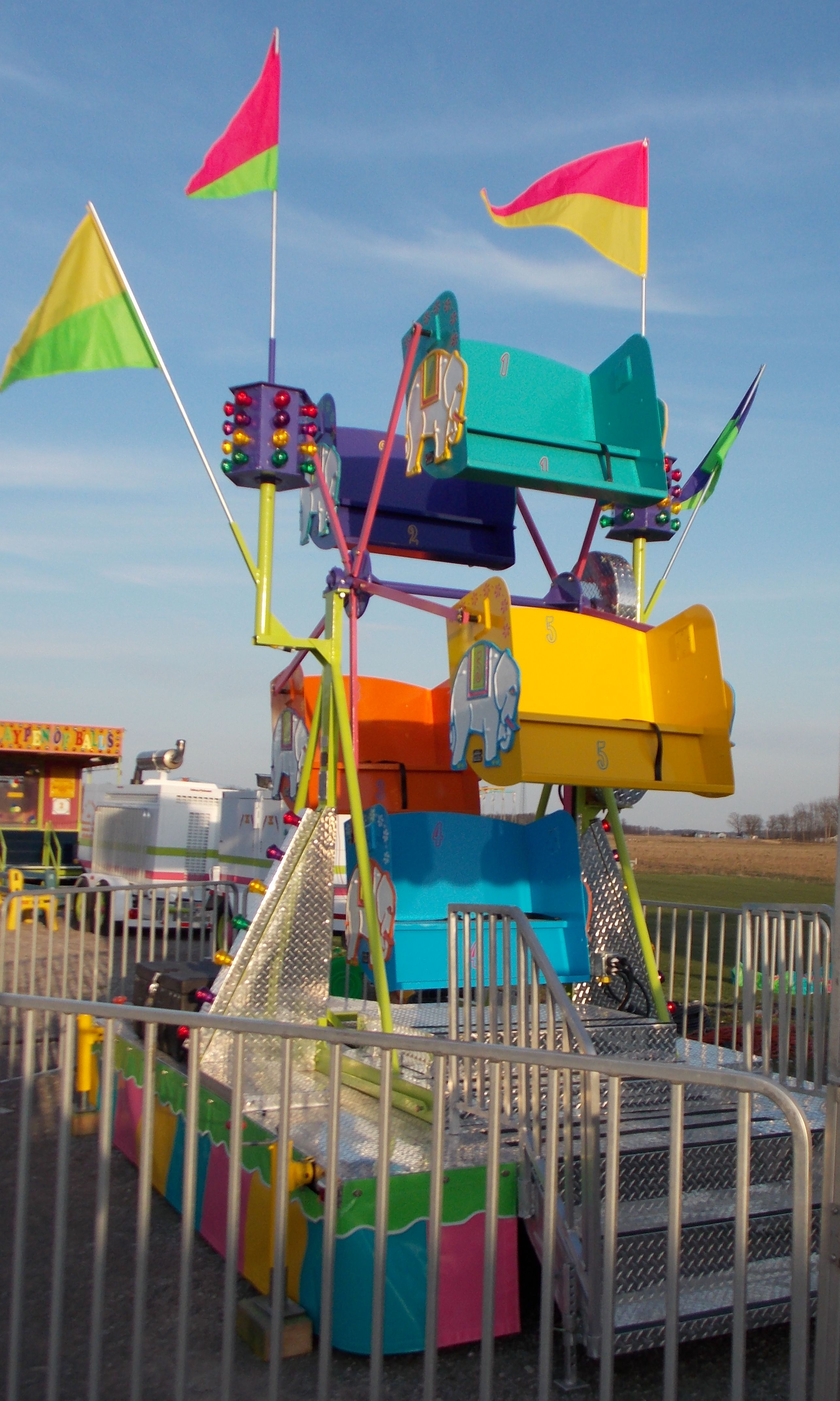 Ferris Wheel Rental Carnival Ride Rentals