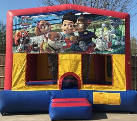 Paw Patrol Inflatable Bounce House Rentals Jumpers