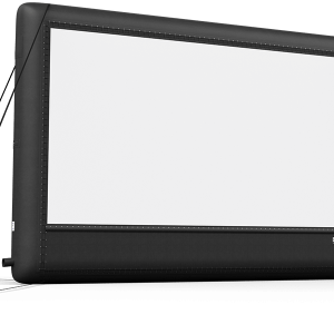 This is an inflatable movie screen