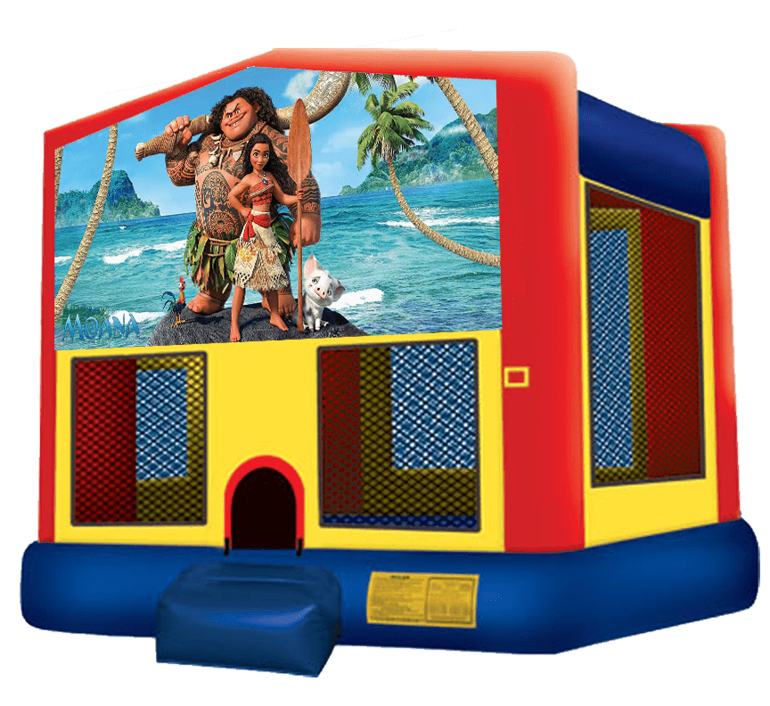 Bouncy House Water Slides