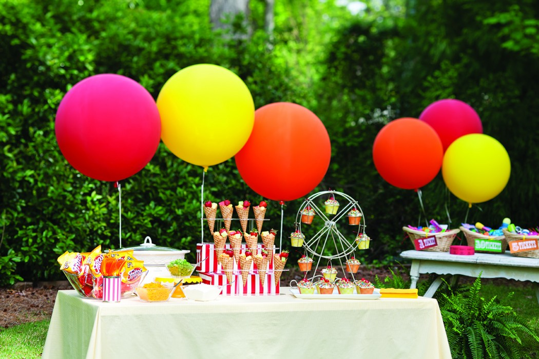 Spruce Up Your School Carnival Clown Around Party Rentals